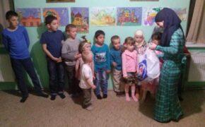 Финал конкурса детского рисунка на тему «Мечеть – самое чистое место на Земле».Фото-03