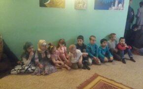 Финал конкурса детского рисунка на тему «Мечеть – самое чистое место на Земле».Фото-14