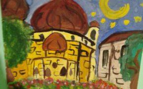 Финал конкурса детского рисунка на тему «Мечеть – самое чистое место на Земле».Фото-16