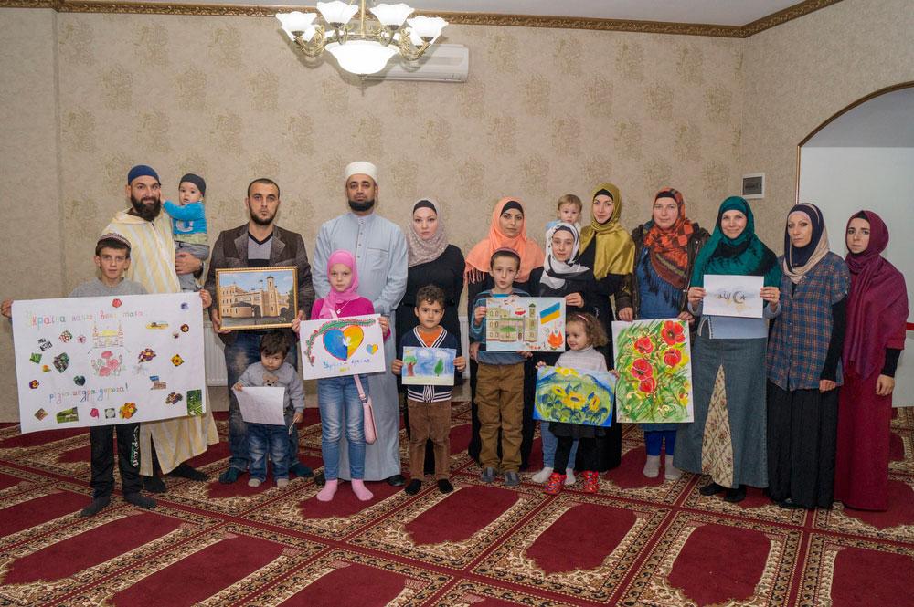 Статья на тему: Мечеть – мой дом, Украина – моя родина. Картинка-00