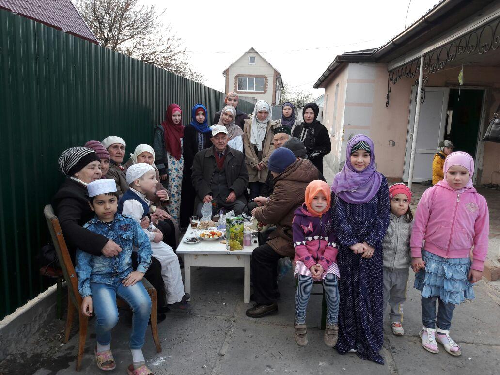 Мусульмане г. Черкассы отметили событие Аль-Исра′ уаль-Ми'радж