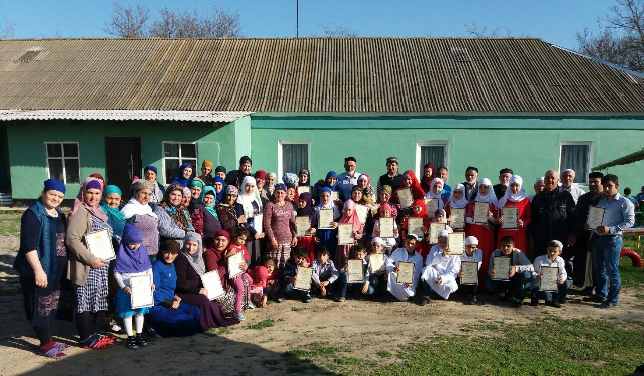 Конкурс «Письмо Ибн Асакира» в Херсонской области