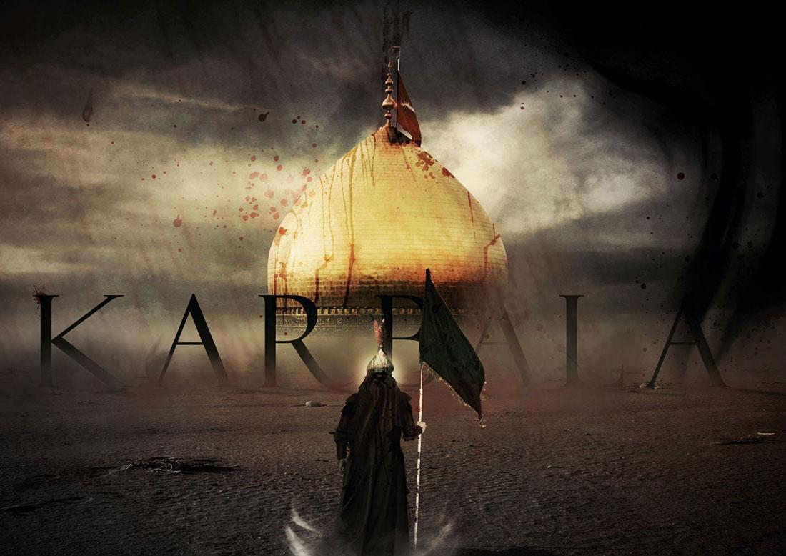 Краткая история о трагической смерти имама Аль-Хусейна