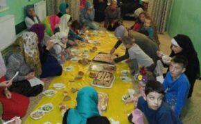 Финал конкурса детского рисунка на тему «Мечеть – самое чистое место на Земле».Фото-08
