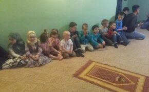 Финал конкурса детского рисунка на тему «Мечеть – самое чистое место на Земле».Фото-18
