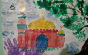 Финал конкурса детского рисунка на тему «Мечеть – самое чистое место на Земле».Фото-19