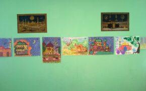 Финал конкурса детского рисунка на тему «Мечеть – самое чистое место на Земле».Фото-20