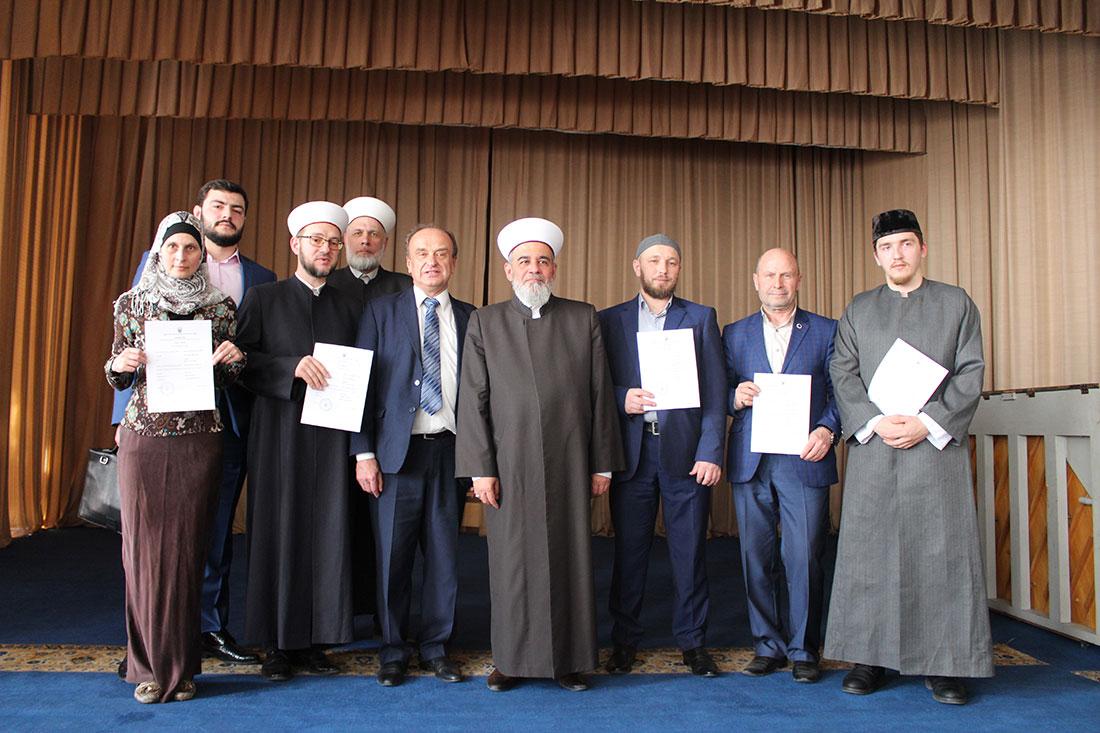 Выпускники Исламского университета получили государственное признание дипломов