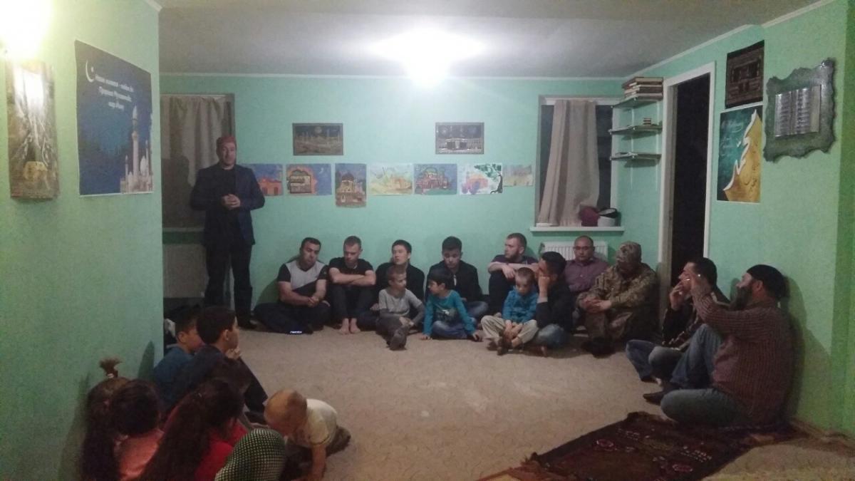 Аль-Исра′ уаль-Ми'радж - 2016
